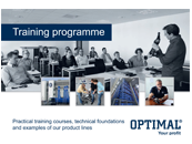 downloads Training programme